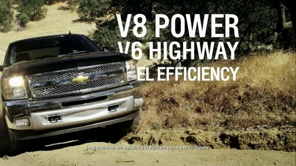 2013 Chevrolet Silverado All-Star Edition TV Spot, 'Unhappy Silverado