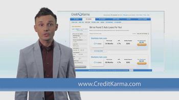 Credit Karma TV Spot, 'Build Your Credit'