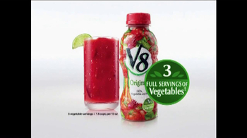 V8 Juice TV Spot, 'Mommy's French Fry: Baby Talk' - Thumbnail 10