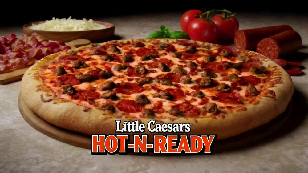 Little Caesars Pizza TV Spot, 'Deranged Clown' - Screenshot 7