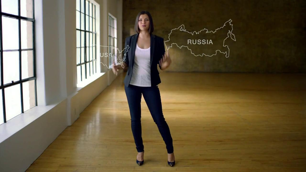 Weight Watchers Online TV Spot, 'From Russia' - Screenshot 2