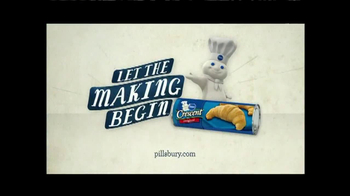Pillsbury Crescents TV Spot, 'Crescent Pizza Pocket' - Thumbnail 8