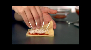 Pillsbury Crescents TV Spot, 'Crescent Pizza Pocket' - Thumbnail 4