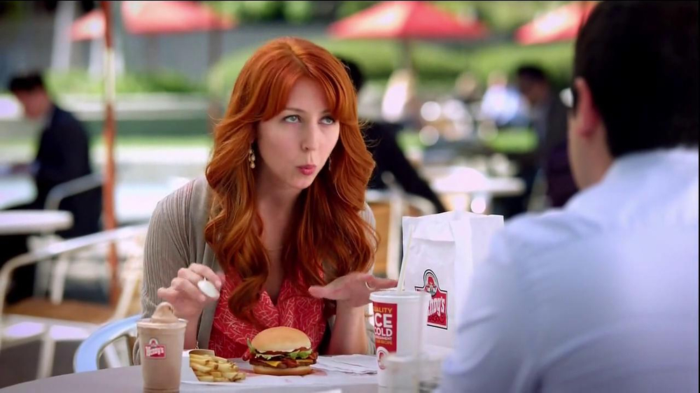 Wendy's Right Price, Right Size Menu TV Spot, 'Saving a Few Bucks' - Screenshot 3