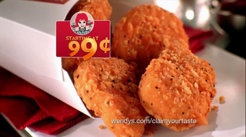 Wendy's Right Price, Right Size Menu TV Spot, 'Saving a Few Bucks' - Thumbnail 8