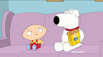 Wheat Thins TV Spot Featuring Family Guy