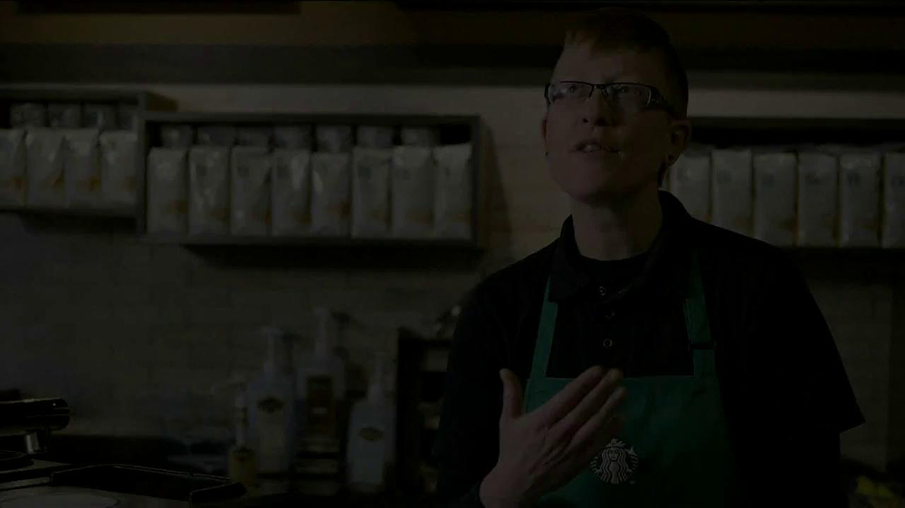 Starbucks Blonde Roast TV Spot, 'Blonde is Beautiful' - Screenshot 1