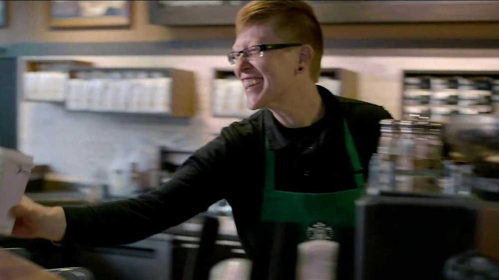 Starbucks Blonde Roast TV Spot, 'Blonde is Beautiful' - Screenshot 4