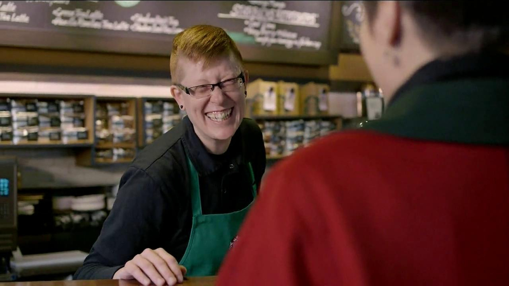 Starbucks Blonde Roast TV Spot, 'Blonde is Beautiful' - Screenshot 6