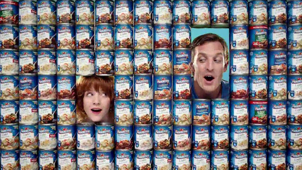 Progresso Soup TV Spot, 'ProgressOh!' - Screenshot 3