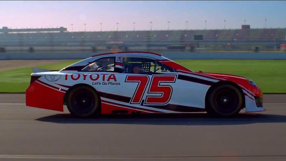 Toyota TV Spot, 'Let's Go Places' Song By Tim Myers - Screenshot 9
