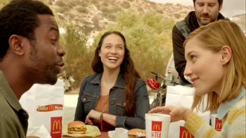 McDonald's Dollar Menu TV Spot, 'Grilled Onion Cheddar Burger'