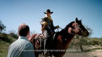 Alka-Seltzer TV Spot, 'Inner Cowboy'