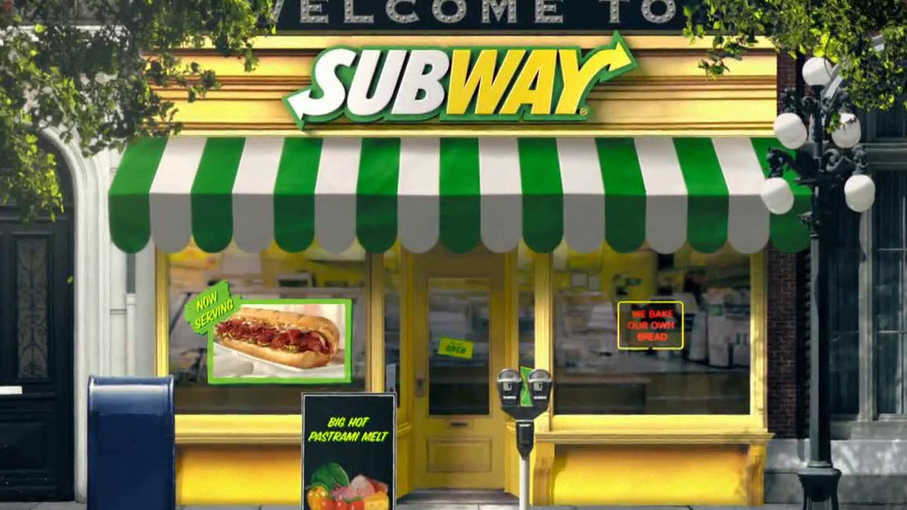 Subway Big Hot Pastrami Melt TV Spot, 'Perfect Pastrami' - Screenshot 1