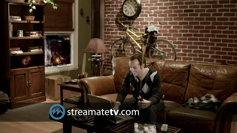 StreamateTV TV Spot  - Screenshot 4