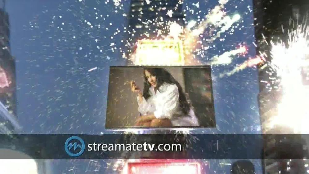 StreamateTV TV Spot  - Screenshot 9