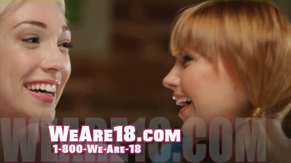 We Are 18 TV Spot, 'Log On Now' - Screenshot 7