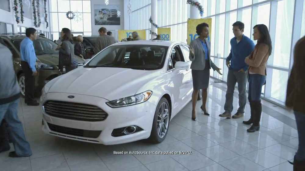 Ford Year End Celebration Tv Spot 100 Hours Ispot Tv