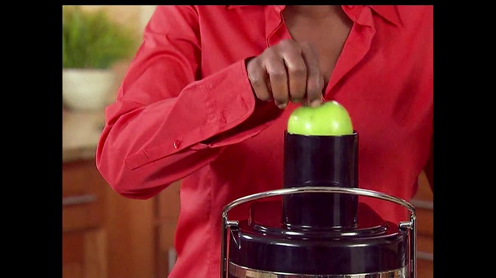 Jack Lalanne's Power Juicer TV Spot, 'Artificial Sweetners' - Screenshot 5