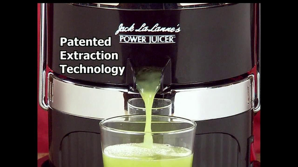 Jack Lalanne's Power Juicer TV Spot, 'Artificial Sweetners' - Screenshot 6