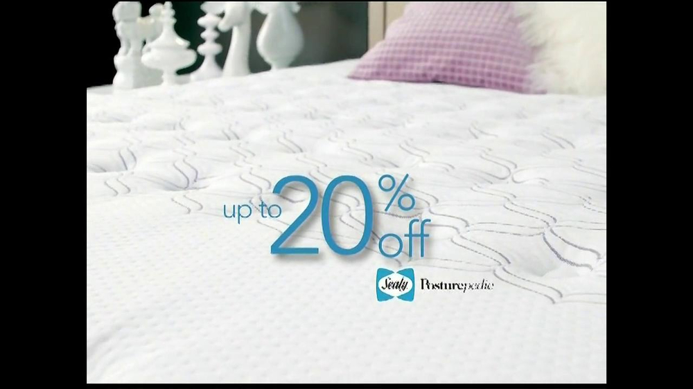 Ashley Furniture New Years Mattress Sale TV mercial