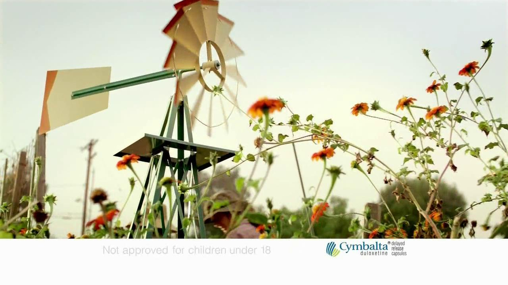 Cymbalta TV Spot, 'Simple Pleasures' - Screenshot 5