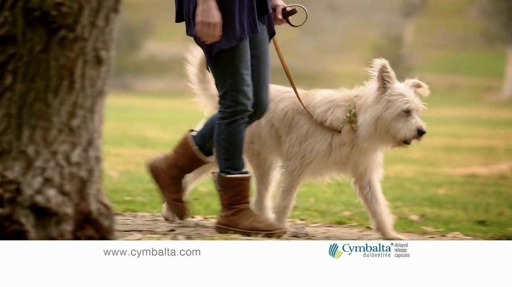 Cymbalta TV Spot, 'Simple Pleasures' - Screenshot 7