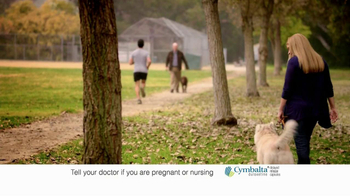 Cymbalta TV Spot, 'Simple Pleasures' - Thumbnail 4