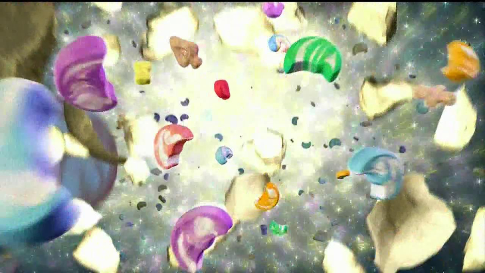 Lucky Charms TV Spot 'Swirled Moons' - Screenshot 6