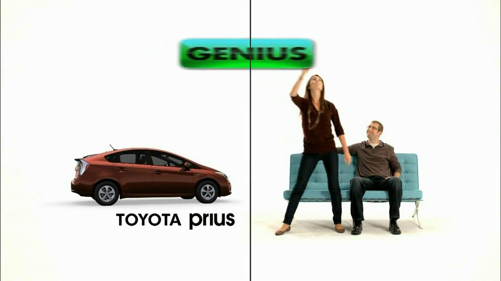 2013 Toyota Prius TV Spot, 'Roxanne and Joe' - Screenshot 9