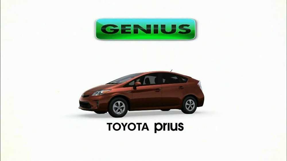 2013 Toyota Prius TV Spot, 'Roxanne and Joe' - Screenshot 3