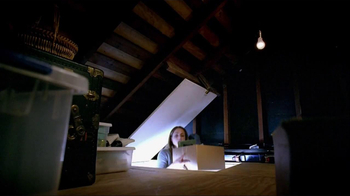 Swiffer 360 Duster Extender TV Spot 'Attic' Song by The Isley Brothers