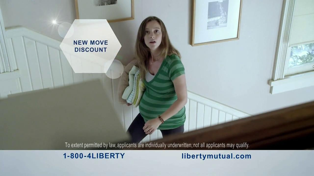 Liberty mutual commercial actress reanimators