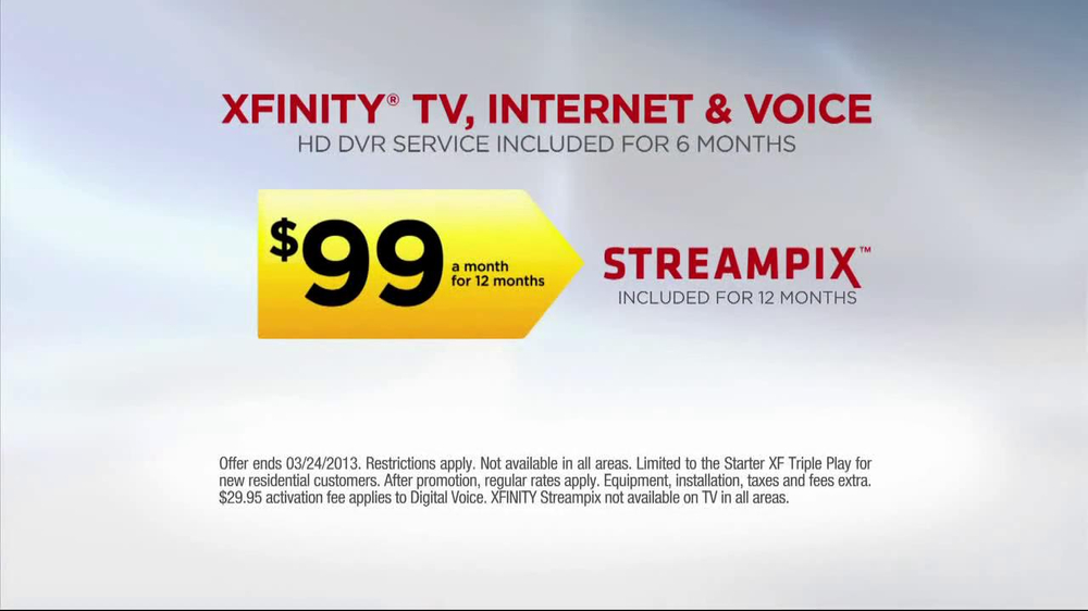 Xfinity Internet TV Spot Featuring Dennis Farina - Screenshot 9