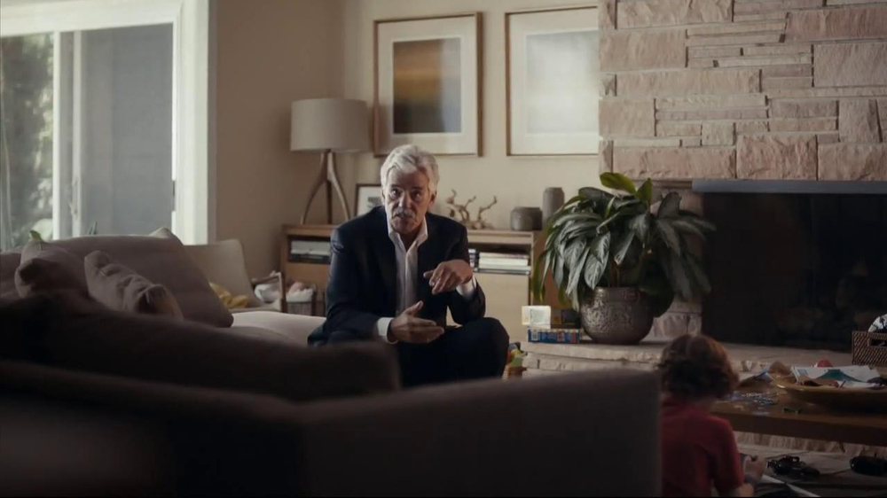 Xfinity Internet TV Spot Featuring Dennis Farina - Screenshot 2