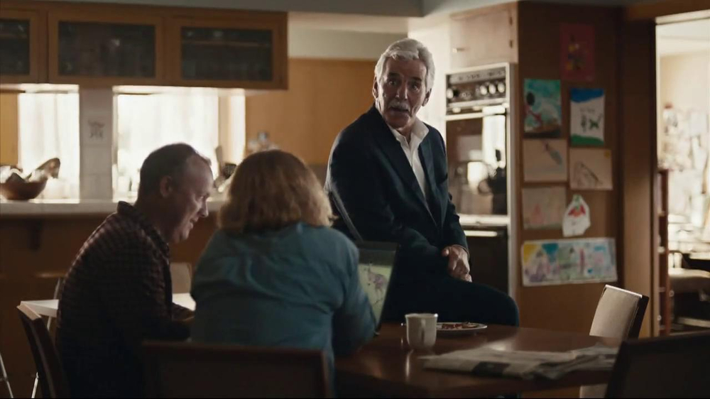 Xfinity Internet TV Spot Featuring Dennis Farina - Screenshot 4