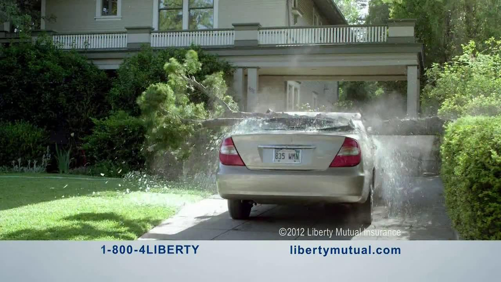 Liberty mutual tv commercial actress