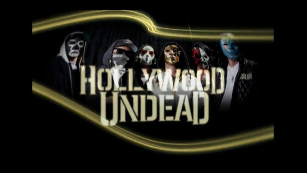 Hollywood Undead  Notes from the Underground  TV Spot - Screenshot 1Hollywood Undead Wallpaper Notes From The Underground