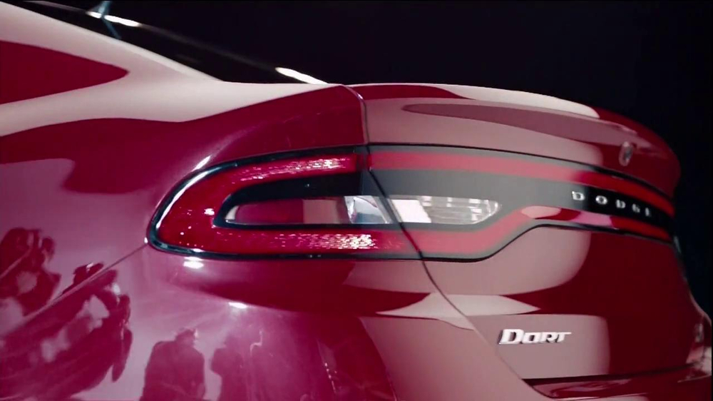 Dodge Dart II TV Spot, 'How to Change Cars Forever' Featuring Tom Brady - Screenshot 6