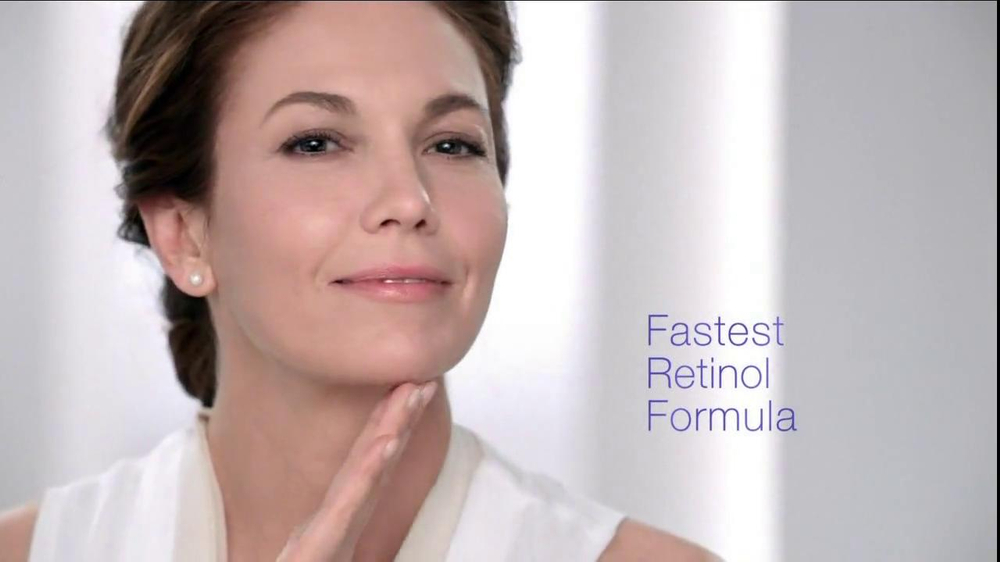 Neutrogena Rapid Wrinkle Repair TV Spot, 'Cobwebs' Featuring Diane Lane - Screenshot 5
