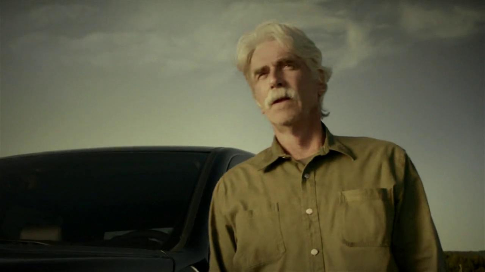 2013 Ram 1500 TV Spot, 'Earth Split' Featuring Sam Elliott - Screenshot 10