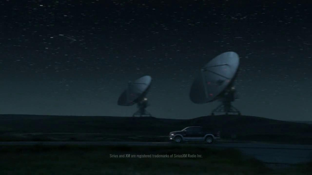 2013 Ram 1500 TV Spot, 'Earth Split' Featuring Sam Elliott - Screenshot 2