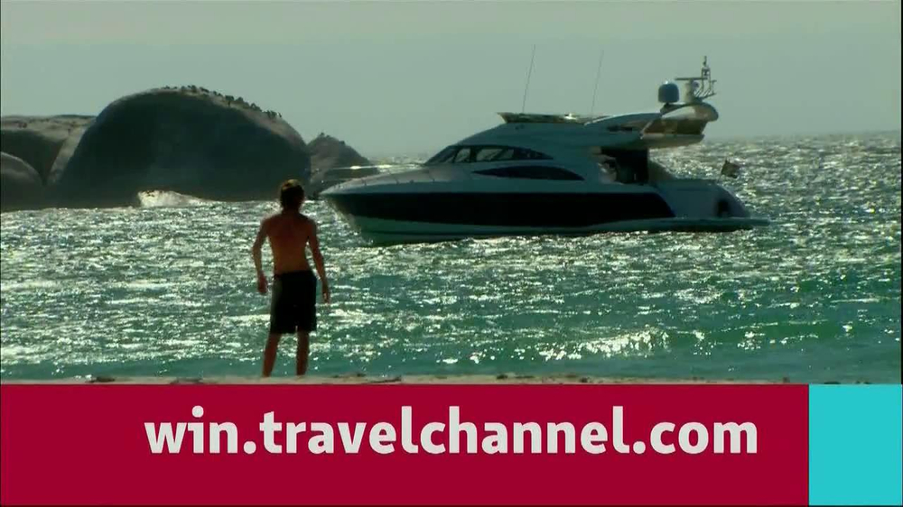 Travel Channel Tv Commercial Win A Trip To Cape Town