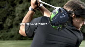 Callaway Razr Fit Xtreme TV Spot Featuring Phil Mickelson
