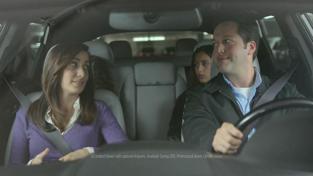 2014 Kia Sorento TV Spot, 'Parking Spot: Like a Glove' Song by Bobby Day - Screenshot 4