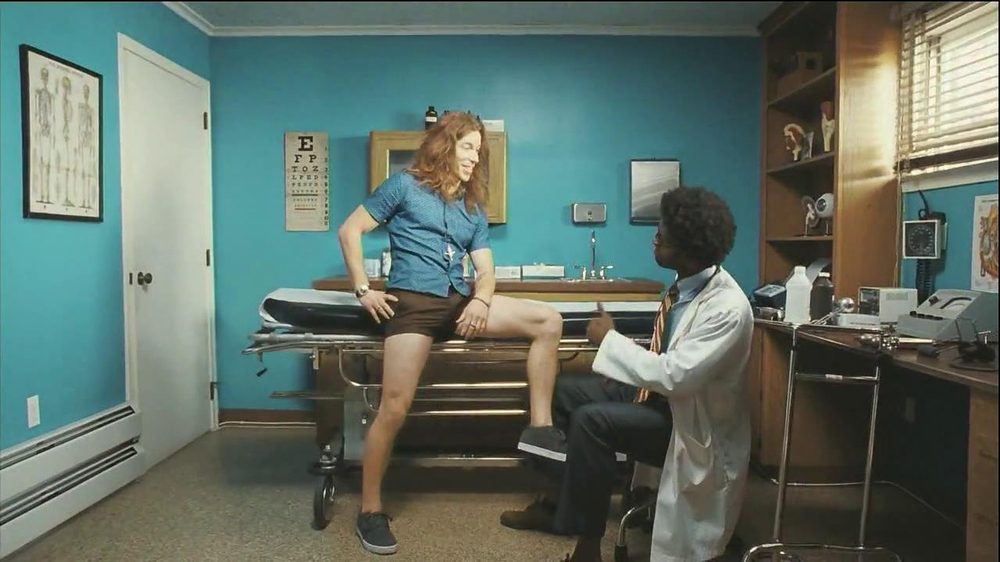 Stride Gum TV Spot, 'Short Shorts Guy' Featuring Shaun White - Screenshot 6
