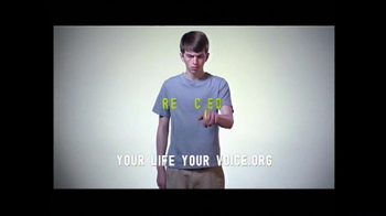 Boys Town Your Life Your Voice TV Spot, 'Change'  - Thumbnail 4