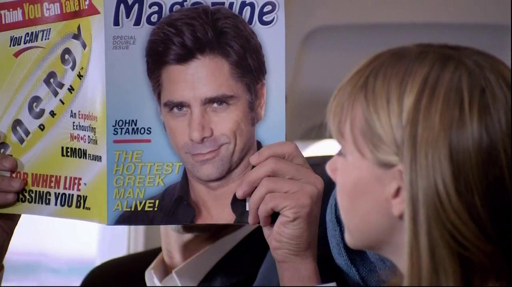 Oikos TV Spot, 'Too Good to be True' Featuring John Stamos - Screenshot 3