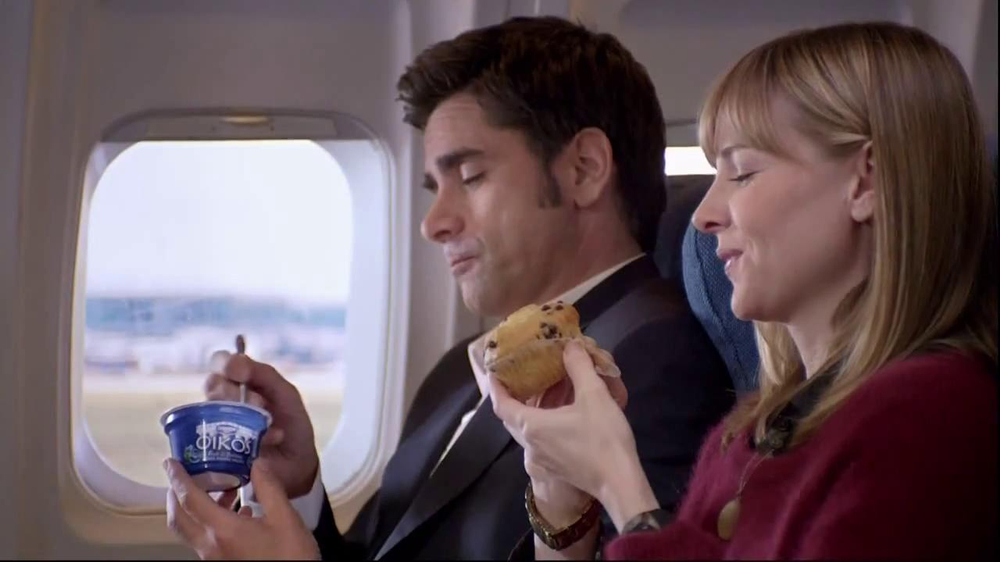 Oikos TV Spot, 'Too Good to be True' Featuring John Stamos - Screenshot 5