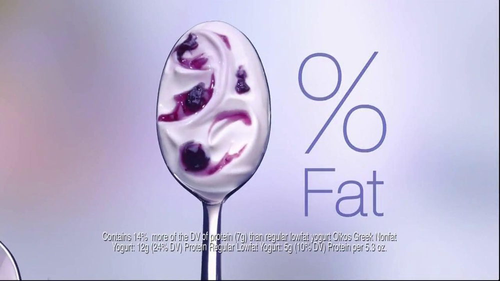 Oikos TV Spot, 'Too Good to be True' Featuring John Stamos - Screenshot 7